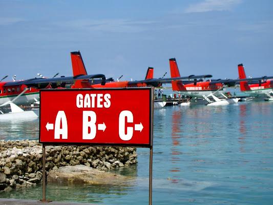 Maldive, partenza per un sogno... di Alessandro Pezzo
