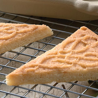 Irish Cream Shortbread Recipe