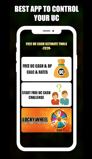 Download Uc Cash Spin Wheel For Pubgs Uc Cash 2020 Free For