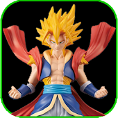 Ultimate Tenkaichi Super Tag team Saiyan god blue Mod