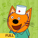 Kid-E-Cats: Pet Doctor. Animal Doctor Games icon