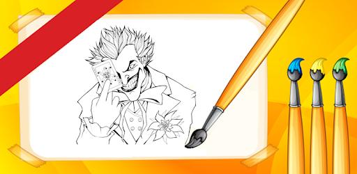 Descargar Joker Para Colorear Para Pc Gratis última