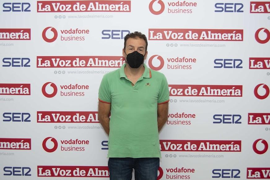 Juan Antonio Rosa Cervantes, informático en Alborán Formación.