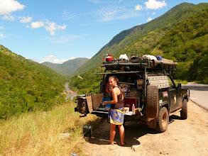 Photo: Jihotanzanijské pohoří v údolí s řekou Ruaha / South Tanzanien mountains with Ruaha river in the Valley