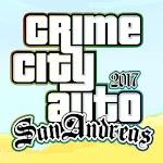 San Andreas Crime City Auto Icon