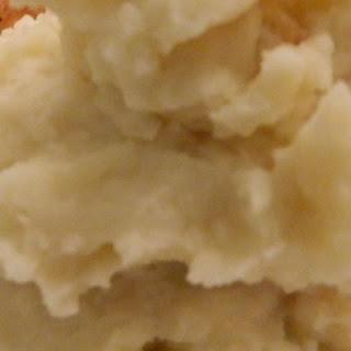 French Garlic Mashed Potatoes