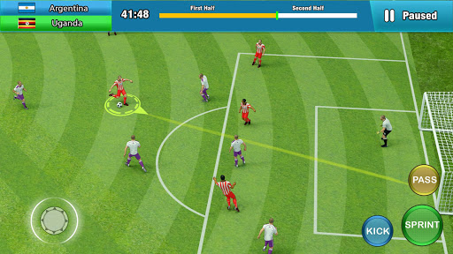 Soccer Revolution 2019 Pro apkpoly screenshots 1