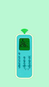 Remote Control AC Prank screenshot 1