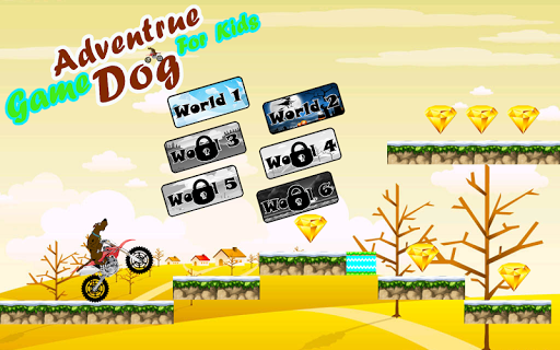 Racing Game:Scooby-Dog