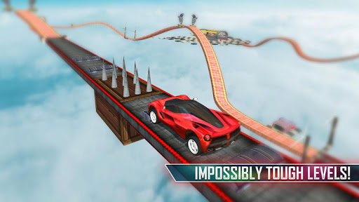 GT Car Stunts - Impossible Driving 2018 screenshot 18
