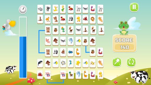 Connect Animals : Onet Kyodai (puzzle tiles game) 3 screenshots 1
