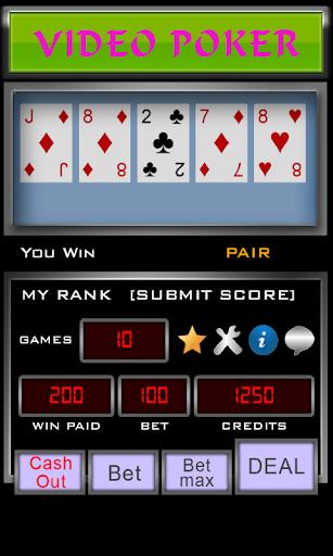 Video Poker  screenshots EasyGameCheats.pro 3