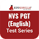 Download NVS PGT English: Online Mock Tests For PC Windows and Mac