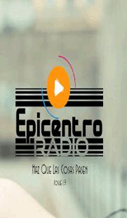 Epicentro Radio - náhled