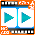 iPlay SBS 3D VR Video Player icon