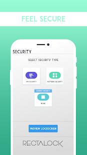 Rectalock : Best Lock Screen - náhled
