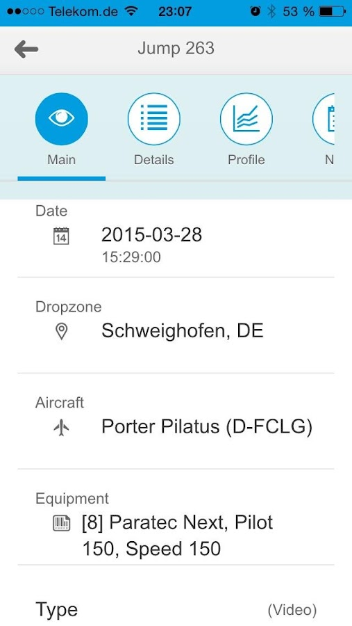 Paralog Mobile- screenshot
