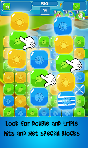 Joy Crackle: New Crush Puzzle Game 1.1.6 screenshots 1