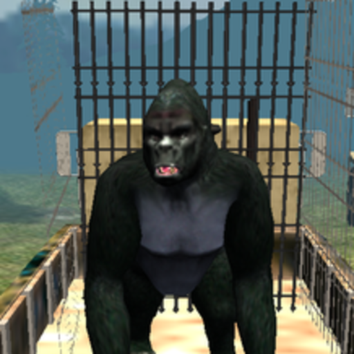 Real Gorilla Simulator