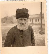 Photo: A Jewish man near Polkansa #42