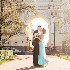 Wedding photographer Mariya Lvova (mlyvova). Photo of 29.05.2016