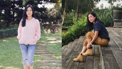 7 Potret Terbaru Yeslin Wang Mantan Istri Delon, Dulu Idap Penyakit Hipertiroid - Kini Makin Cantik Bahagia - KapanLagi.com