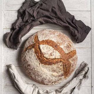 The Sunday 75% Whole Wheat Bread.