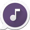 NoiseCall - Music Messenger icon