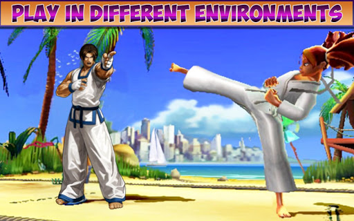 Ultimate Wrestling Clash -Kung Fu fighting game  {cheat|hack|gameplay|apk mod|resources generator} 1