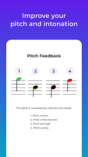 Recorder: Learn, Practice & Play by tonestro screenshot 3