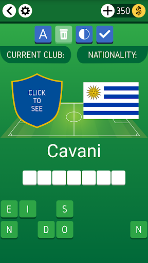 Names of Soccer Stars Quiz  screenshots 3