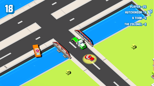 Smashy Cars .io Screenshot