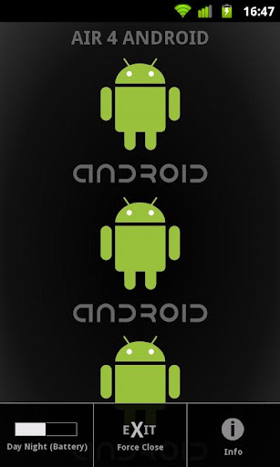 Air 4 Android 1.1 Developer Apk for Android 3