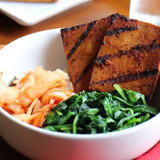 Bulgogi Tofu Bowls