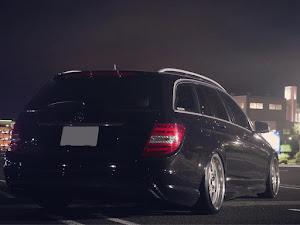 Cクラス ステーションワゴン W204 AMGスポーツパッケージPLUSのカスタム事例画像 t204hさんの2019年07月06日21:33の投稿