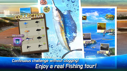 Fishing Tour : Hook the Big fish! 1.01.01 screenshots 2