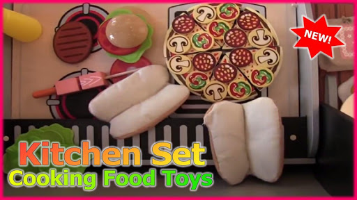 Kitchen Set Cooking Food Toys  screenshots 6