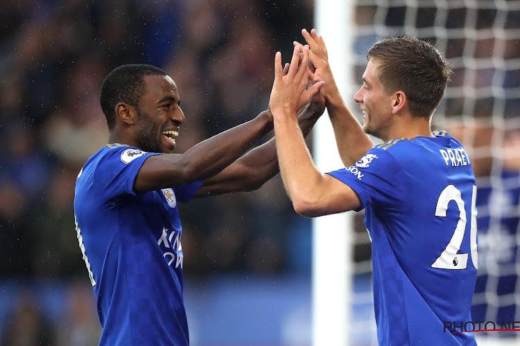 🎥 Leicester battu à Burnley malgré l'assist de Dennis Praet