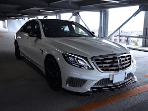 Sクラス W222 S400h AMG エクスクルーシブのカスタム事例画像 takasuzuさんの2020年01月28日13:25の投稿