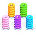 Color Hoop Stack - Sort Puzzle icon