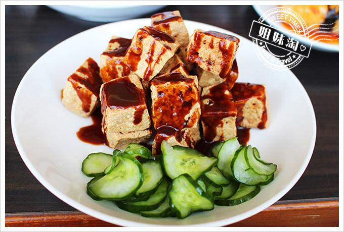 江豪記 臭豆腐 黃金骰子臭豆腐