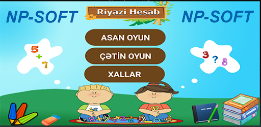 Riyazi Hesab app (apk) free download for Android/PC/Windows screenshot