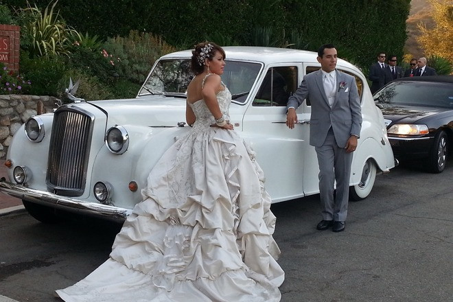 1965 Princess Rolls Limousine Hire California
