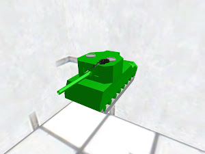 Tank 06(WW2 USA style)