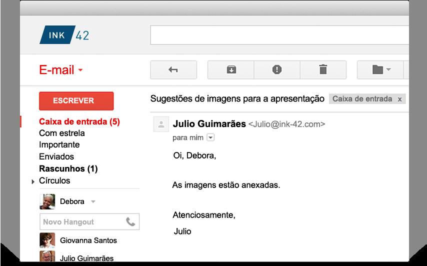 Gmail para empresas tenha e mail comercial armazenamento e muito mais tambm possvel criar listas de e mails para grupos como vendassuaempresa stopboris Image collections