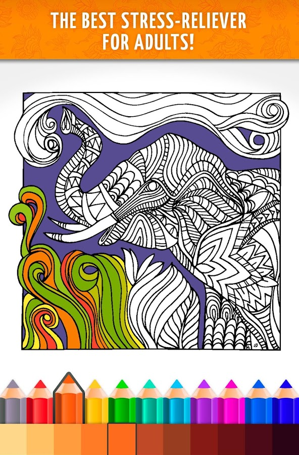 Coloring Book Art Studio Screenshot