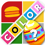 Guess the Color - Logo Games Quiz