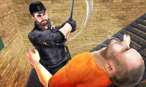 Prison Warden Chase Jail Break