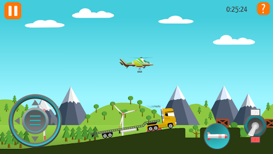 Go Helicopter 2.5 MOD (Unlimited Money) 8