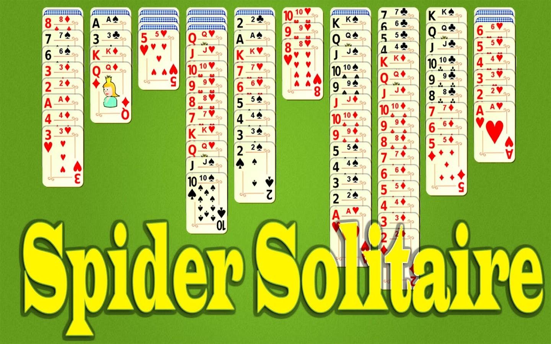 Spider Soitaire